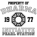 Property of Dharma Initiative - Pearl Station