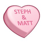 STEPH & MATT
