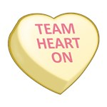 TEAM HEART ON