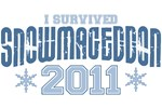 I Survived Snowmageddon 2011