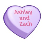 Ashley and Zach