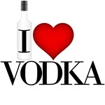 I Heart Vodka