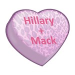 Hillary + Mack