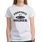 Property of a 891st Soldier Women's T-Shirt