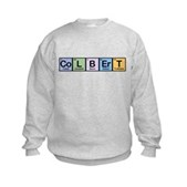 Elements of Truthiness Kids Sweatshirt
