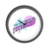 You Can't Handle the Truthiness Wall Clock