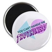 You Can't Handle the Truthiness Magnet