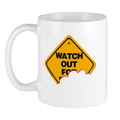 Watch Out! Mug