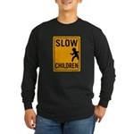 Slow Children Long Sleeve Dark T-Shirt