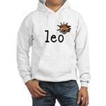 Zodiac Leo Hooded Sweatshirt