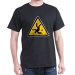 Warning: Clumsy! Dark T-Shirt