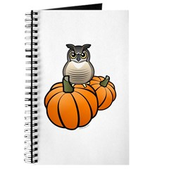 Birdorable GHOW Pumpkins Journal