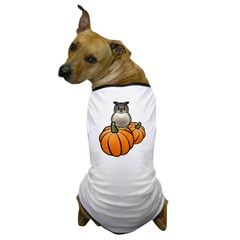 Birdorable GHOW Pumpkins Dog T-Shirt