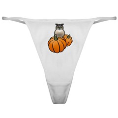 Birdorable GHOW Pumpkins Classic Thong