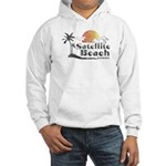 Satellite Beach Hooded Sweatshirt