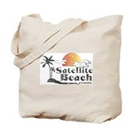 Satellite Beach Tote Bag