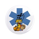"Thanksgiving EMS 3.5"" Button"