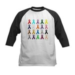Uber-Activist - New & Improved! Kids Baseball Jersey