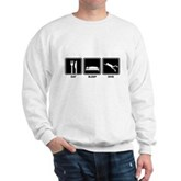 Eat Sleep Dive Sweatshirt