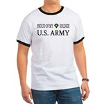 SPC - E4 - Proud of my soldier Ringer T