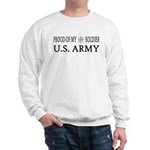 LTC - Proud of my soldier Sweatshirt