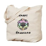 Hanukkah Chanukah Tote Bag