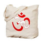 Scuba Flag Om / Aum Tote Bag