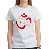 Scuba Flag Om / Aum Women's T-Shirt