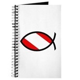 Scuba Flag Ichthys Journal
