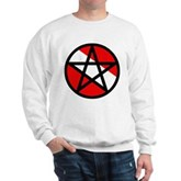 Scuba Flag Pentagram Sweatshirt
