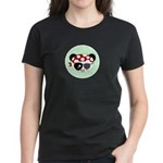 Pirate Panda Women's Dark T-Shirt