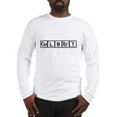 Elements of Truthiness BW Long Sleeve T-Shirt