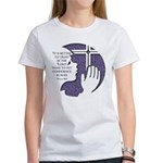 Psalm 118 verse 8 Women's T-Shirt