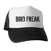 Bird Freak Trucker Hat