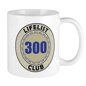 Lifelist Club - 300 Mug