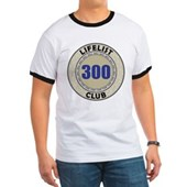 Lifelist Club - 300 Ringer T