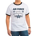 Air Force Brother defending Ringer T
