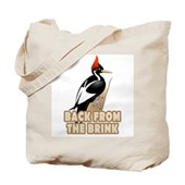 IBWO: Back from the Brink Tote Bag