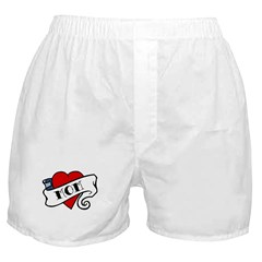 Tattoo Mom Boxer Shorts
