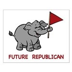 Future Republican Small Poster