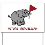 Future Republican Yard Sign