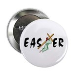 "Easter Cross 2.25"" Button (100 pack)"