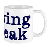 Diving Freak Mug