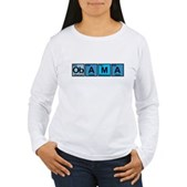 Obama Elements Women's Long Sleeve T-Shirt