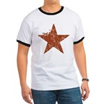 Rusty Star Ringer T