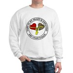 Part of my Heart is Deployed - Military Sweatshirt