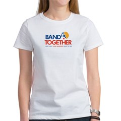 Band Together logo Women's T-Shirt