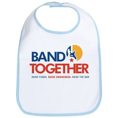 Band Together logo Bib
