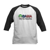 Obama 1up for America Kids Baseball Jersey