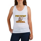 Fist Bump for Obama Women's Tank Top